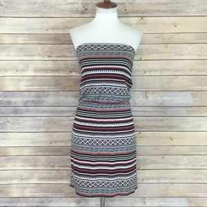 WHBM patterned dress